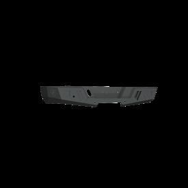 SPARTAN Rear Bumper Texture Black Road Armor 2014-2018 CHEVY 1500