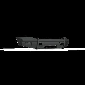 Vaquero Front Non-Winch Bumper 6 Sensor - Texture Black 2019 RAM 2500 3500
