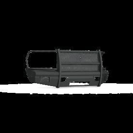 Vaquero Front Non-Winch Bumper Full Guard 6 Sensor - Texture Black 2019 RAM 2500 3500