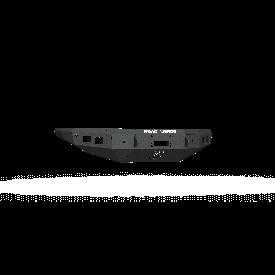 Stealth Front Winch Bumper - Texture Black WARN ZEON 10S, Smittybilt XRC 2016-2019 NISSAN TITAN